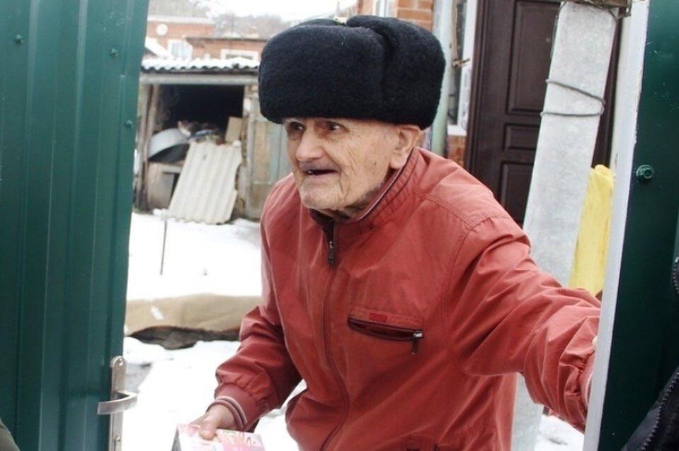 На Кубани спасли жизнь 101-летнему ветерану после ограбления