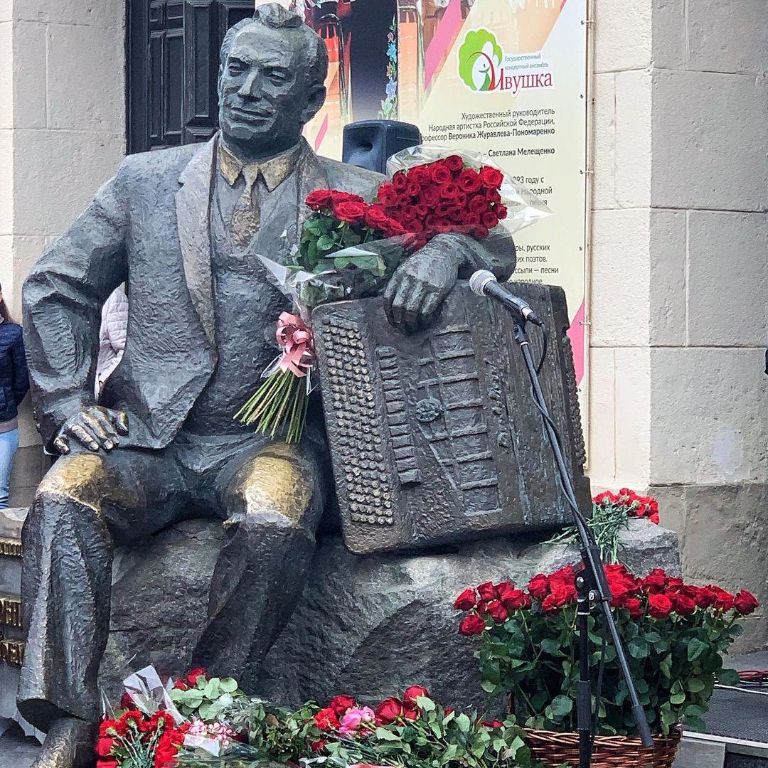 На Кубани отмечают 100 лет со дня рождения композитора Григория Пономаренко