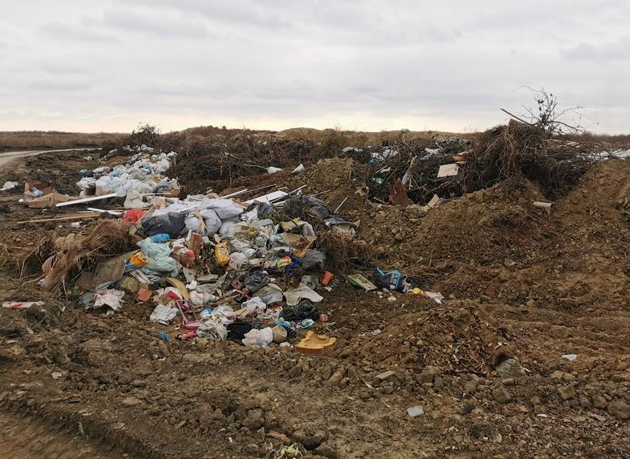 В Краснодаре свалка нанесла ущерб почве на сумму более 7 миллионов рублей