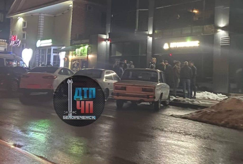 В Белореченске задержан обвиняемый в убийстве парня около кафе