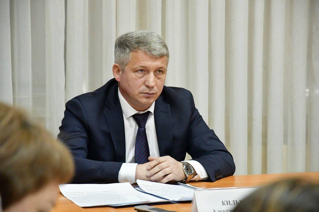 Мэр Горячего Ключа Александр Кильганкин ушел в отставку
