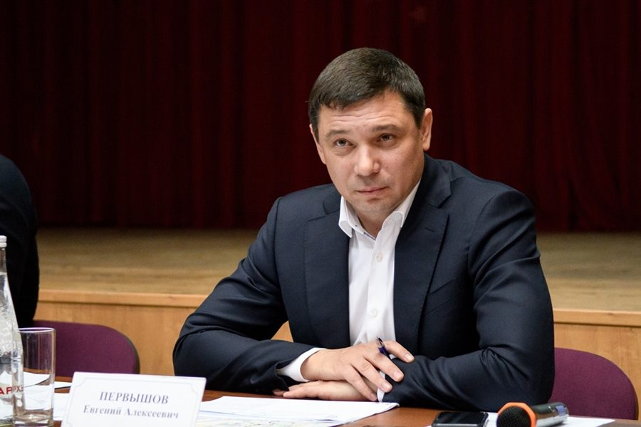 Мэр Краснодара Евгений Первышов намерен баллотироваться в депутаты Госдумы
