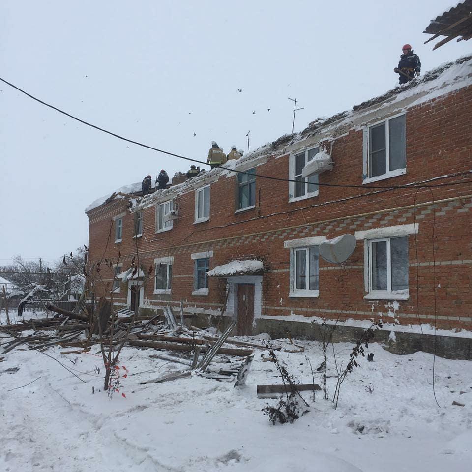 На Кубани жильцы дома, у которого рухнула крыша, 6 лет пытались попасть в программу капремонта