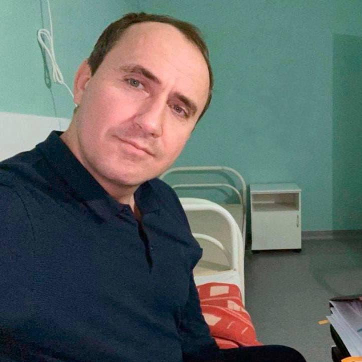 Мэр Геленджика Алексей Богодистов госпитализирован с коронавирусом