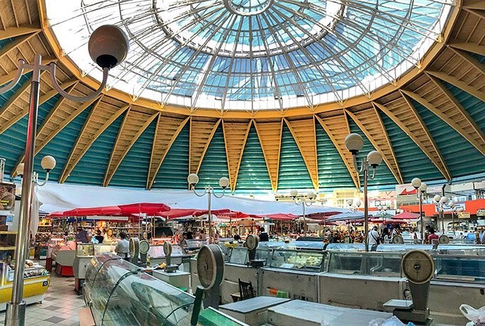 Сенной рынок в Краснодаре возобновит работу с 6 марта