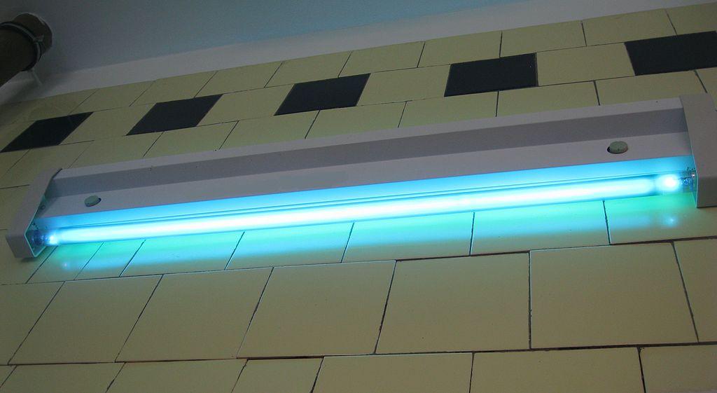 На Кубани дети получили ожоги в школе от бактерицидной лампы