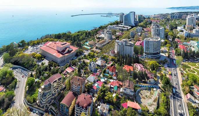 Куда сходить в Сочи: ТОП лучших мест для отдыха