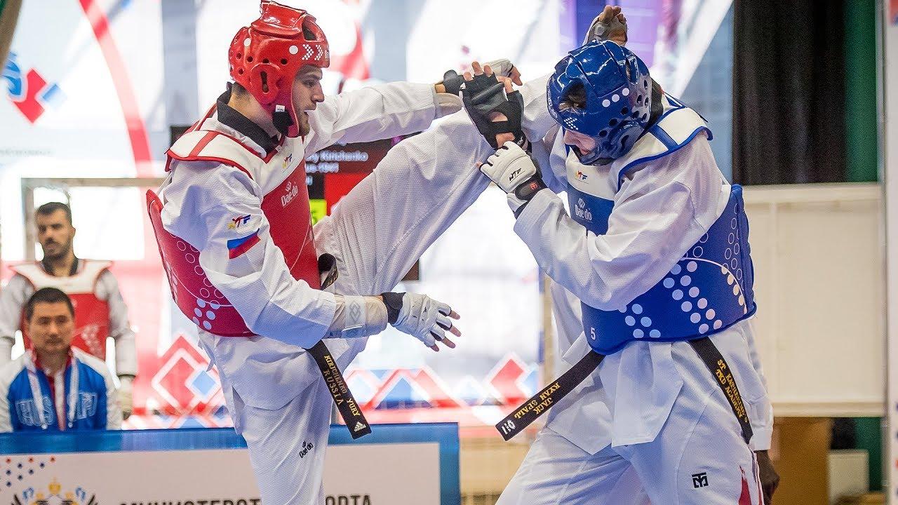 Спортсмен из Краснодара взял золото на чемпионате Европы по тхэквондо