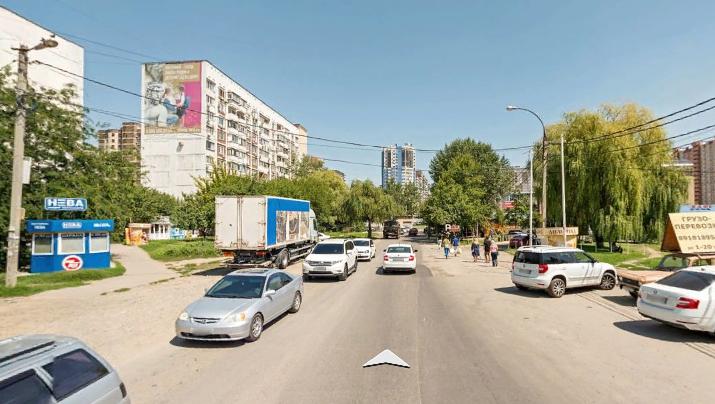 В Краснодаре с 18 апреля ограничат движение транспорта по улице 40-летия Победы