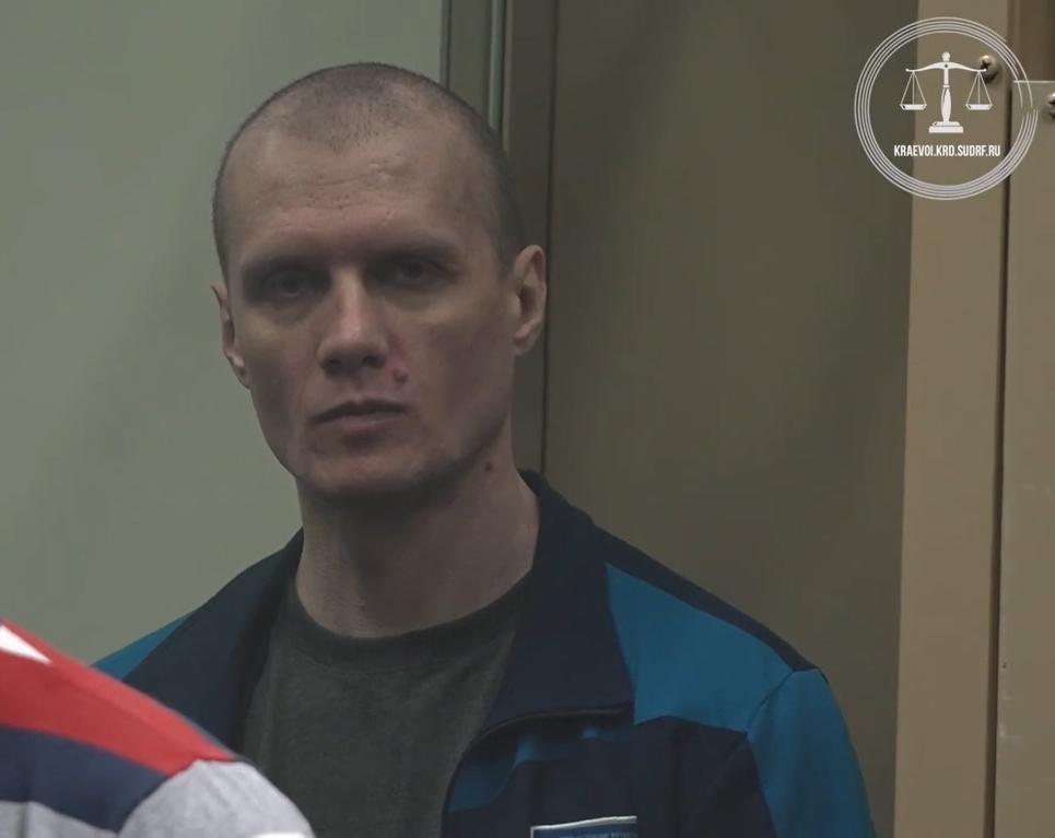Убийца начальника угрозыска Краснодара Александра Ледовского получил второй пожизненный срок