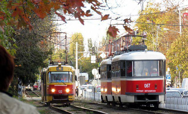 В администрации Краснодара рассказали о расширении трамвайной сети города