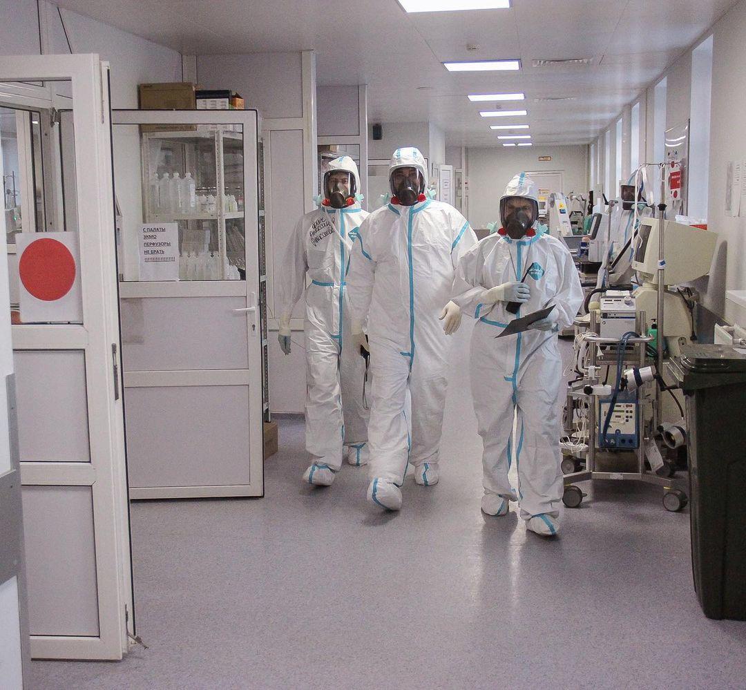 На Кубани подтверждено 107 случаев коронавируса за сутки