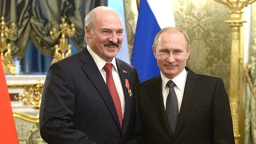 Путин примет Лукашенко в Сочи на следующей неделе