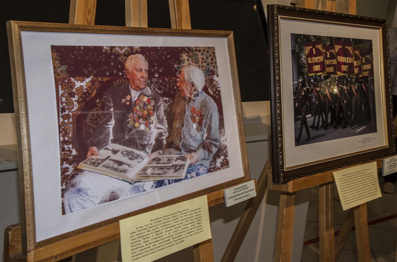 В краснодарском музее Коваленко открылась выставка, посвященная 76-й годовщине Великой Победы