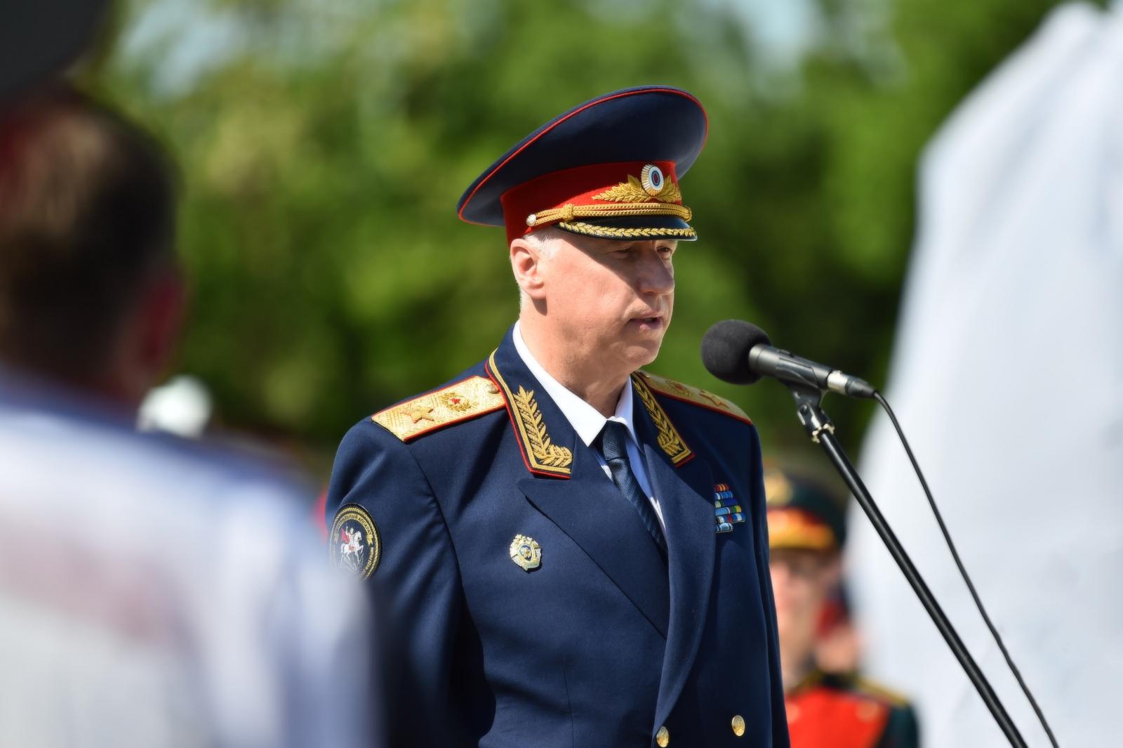 Председатель СКР посетил с рабочим визитом Краснодарский край