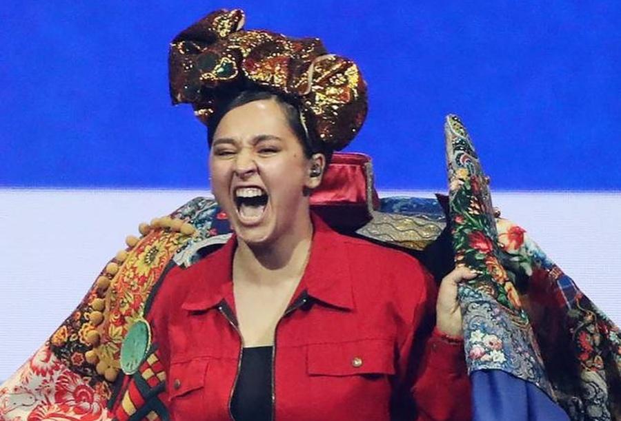 Манижа вошла в десятку лучших на «Евровидении-2021»