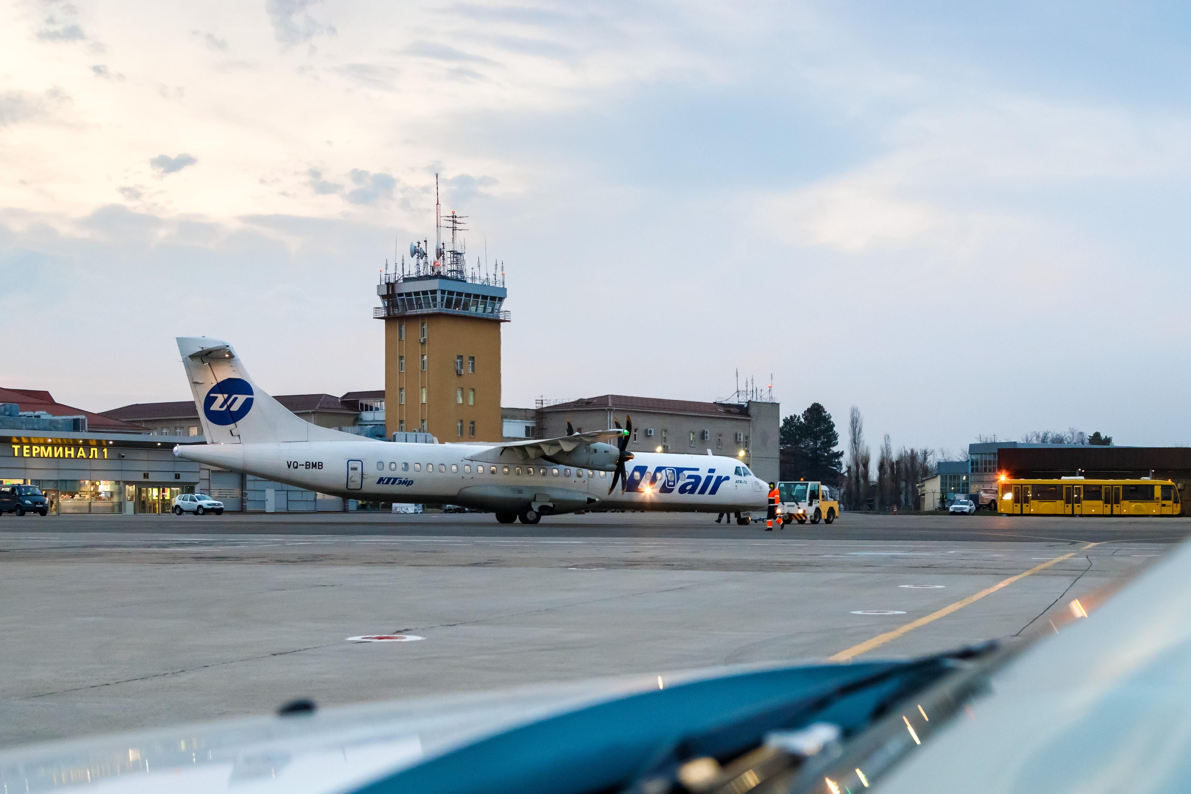 Аэропорт Краснодара возобновит прямое авиасообщение с Салониками