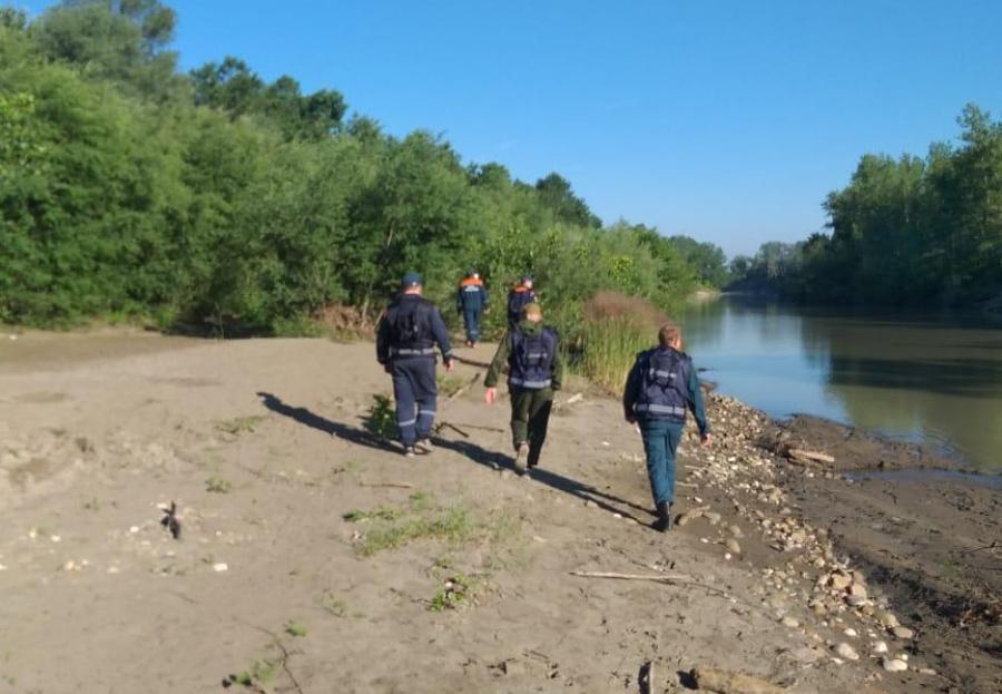 В МЧС раскрыли детали поиска пропавших детей в Апшеронске
