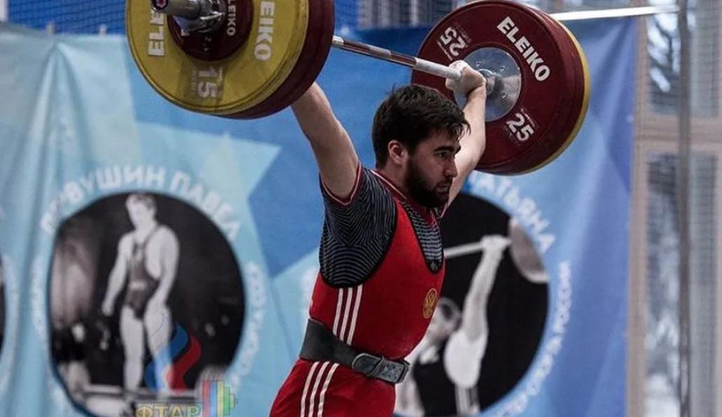Спортсмены из Краснодарского края победили на чемпионате России по тяжелой атлетике