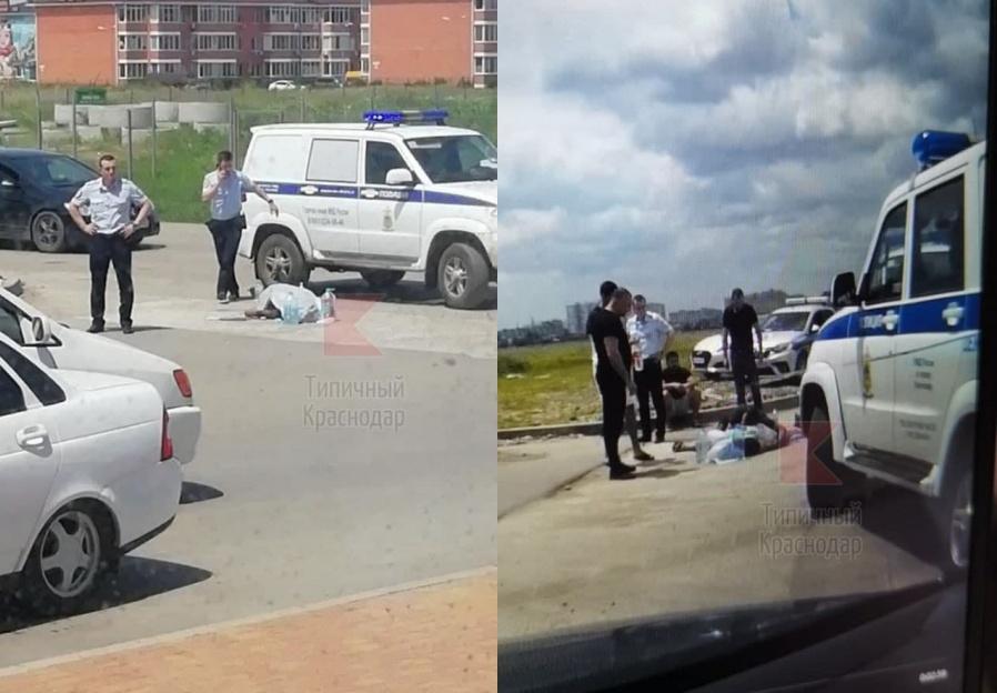 В Краснодаре произошла стрельба, один человек погиб