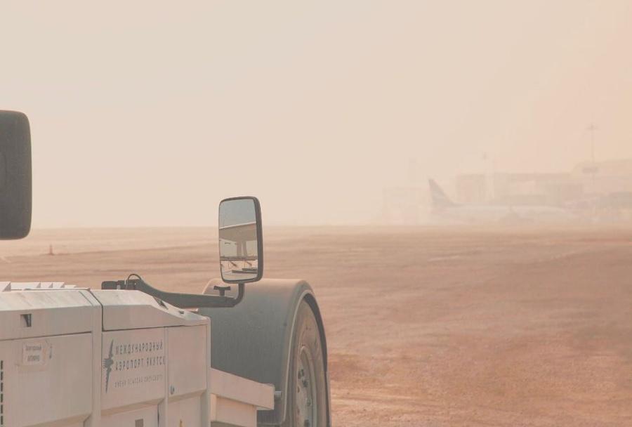 Рейсы из Сочи и Анапы в Якутск задержаны на сутки из-за лесных пожаров