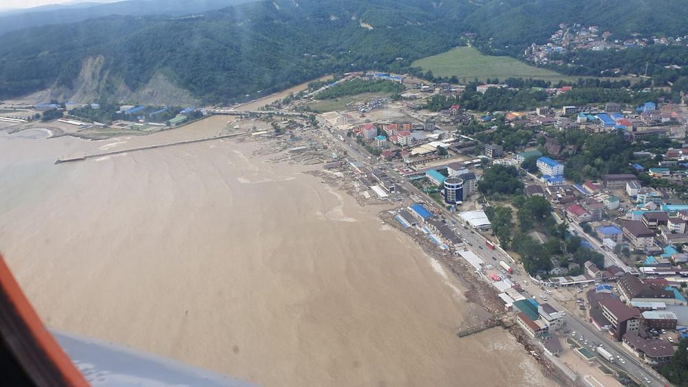 На Кубани после наводнения проверят выданные разрешения на строительство в поймах рек