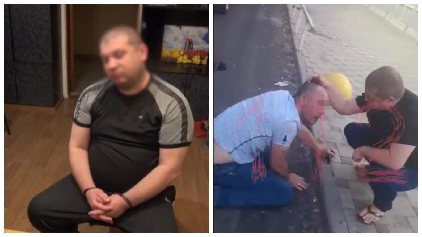 В Краснодаре суд отправил под домашний арест обвиняемого в избиении полицейского