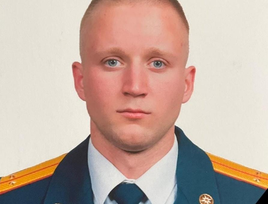 Погибшего при тушении пожара в Горячем Ключе спасателя представят к награде посмертно