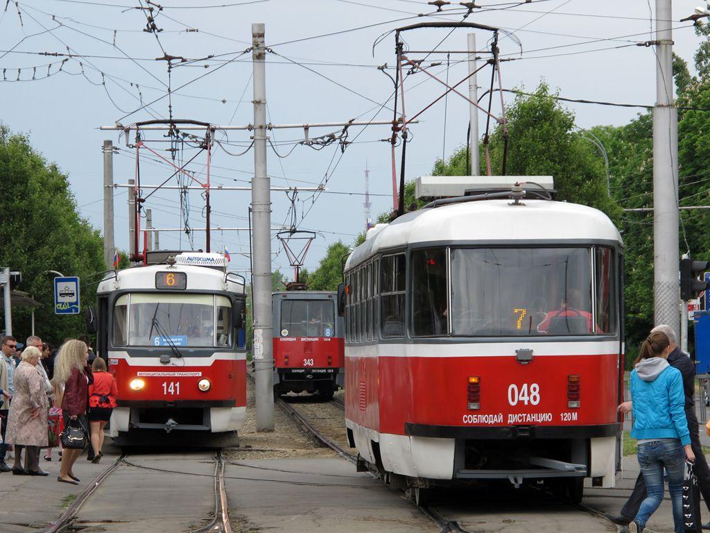 В Краснодаре 26 июля 5 трамвайных маршрутов завершат работу раньше