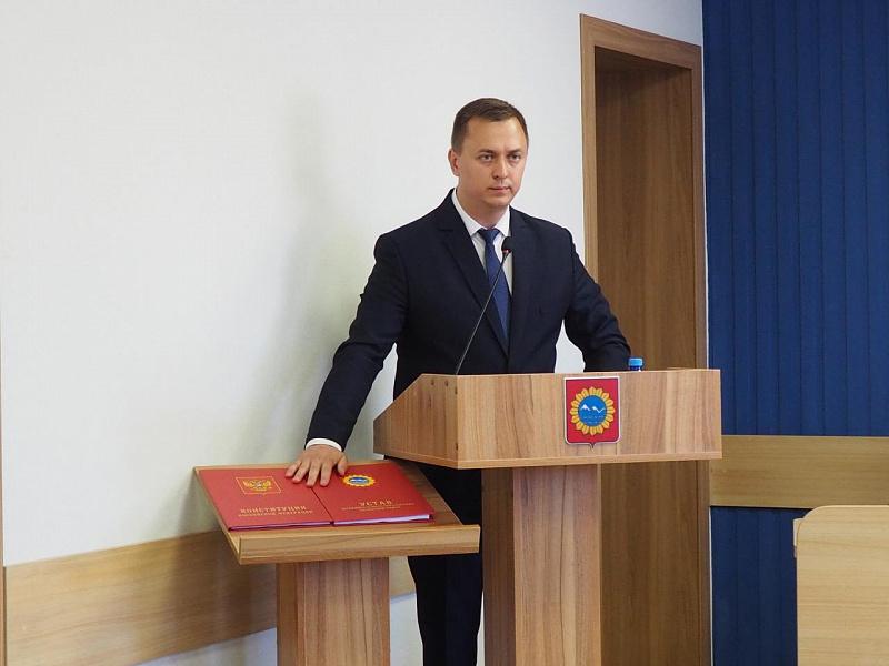 Владимир Забураев назначен главой Лабинского района Кубани