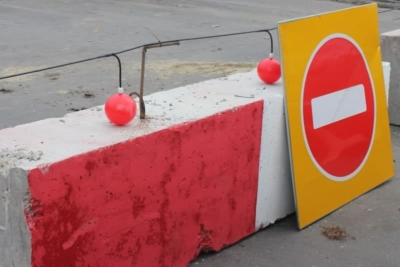 В Краснодаре продлили ограничение движения по улице КИМ на 1,5 месяца