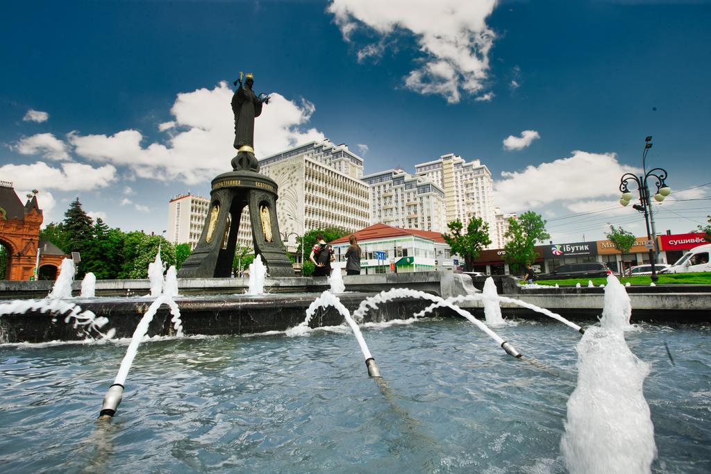 В Краснодаре фонтаны закроют на профилактику