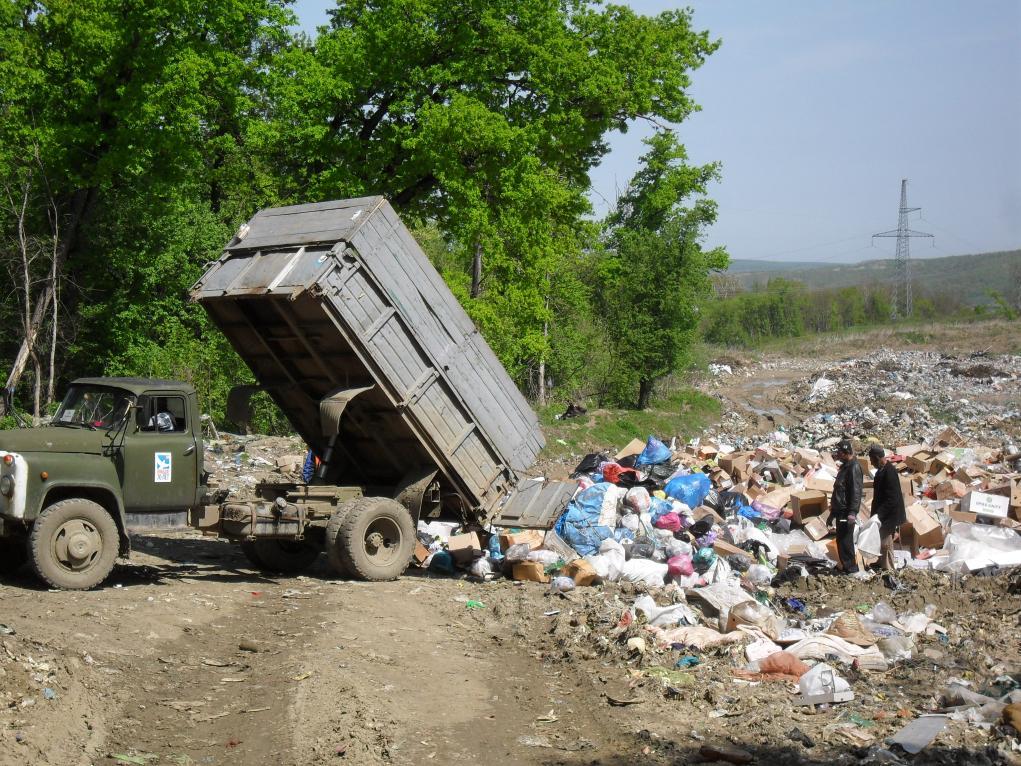 В Краснодаре возбуждено уголовное дело по свалке опасных отходов
