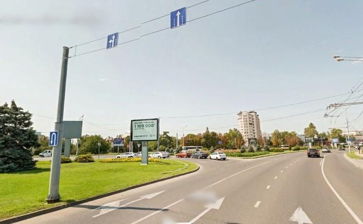 В Краснодаре с 5 августа на перекрестке улиц Мачуги и Автолюбителей ограничат движение
