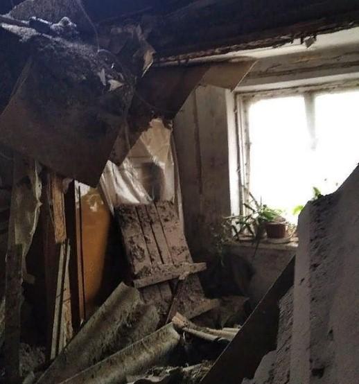 В Краснодаре СК проводит проверку после обрушения потолка в многоквартирном доме