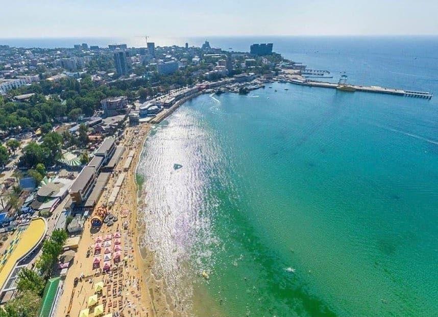 С начала года Кубань посетили 9,5 млн туристов
