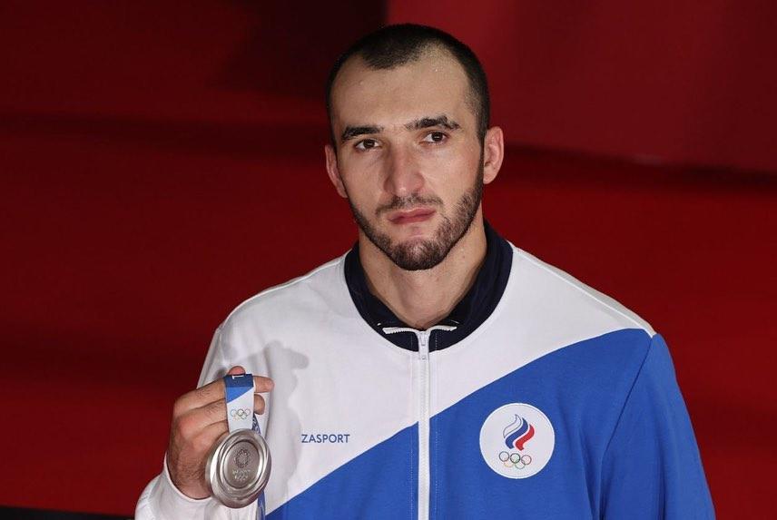 Кубанский боксер Муслим Гаджимагомедов завоевал серебро на Олимпийских играх