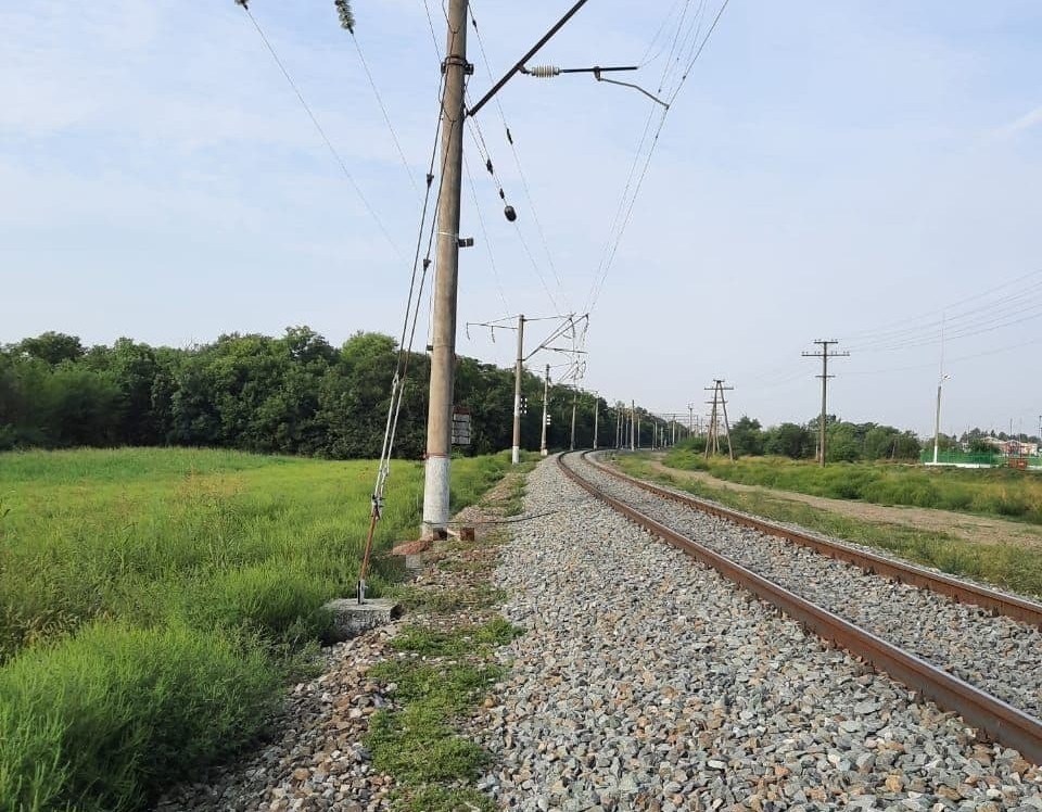 На Кубани поезд насмерть сбил 16-летнюю девочку