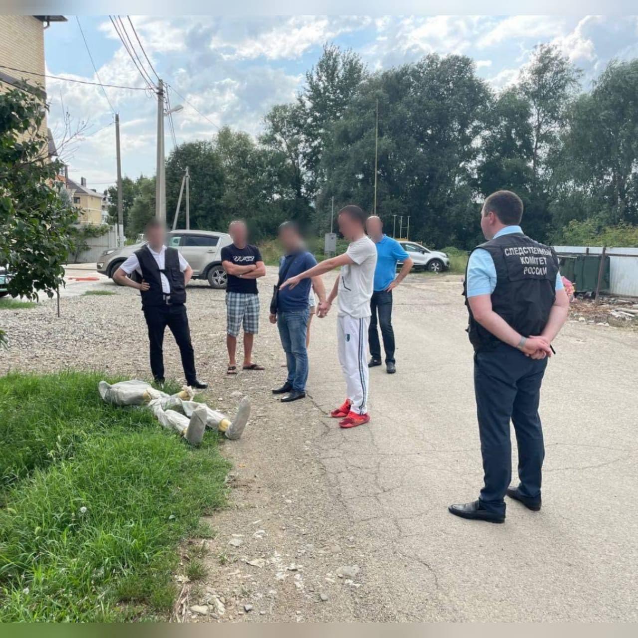 В Горячем Ключе спустя почти 9 лет задержали предполагаемого убийцу таксиста