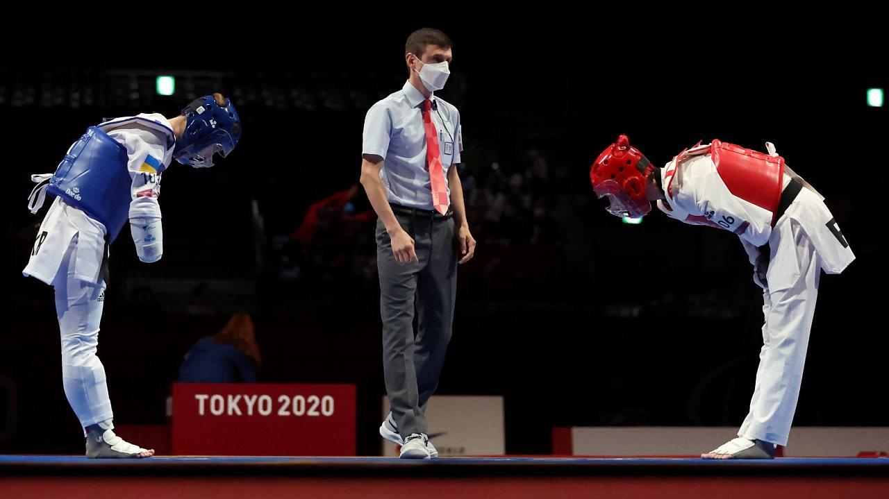 Кубанская тхэквондистка Анна Поддубская завоевала бронзу на Паралимпиаде в Токио