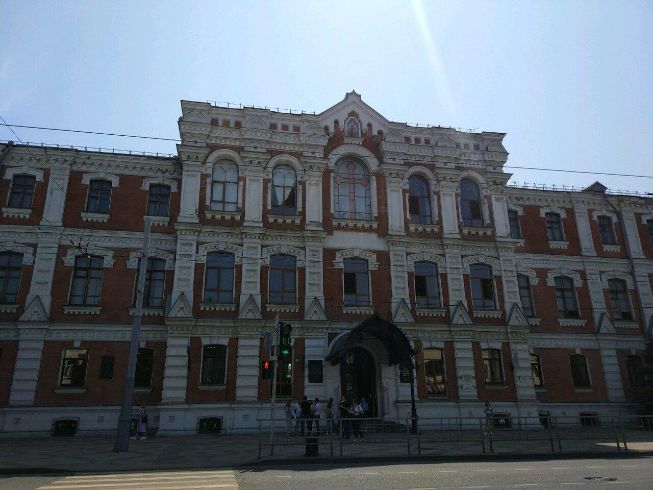 МВД: сообщение о минировании университета в Краснодаре не подтвердилось