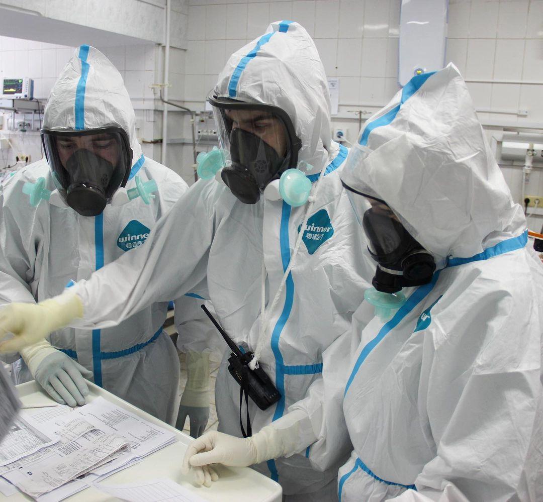 В Краснодарском крае второй день подряд выявляют по 220 случаев COVID-19