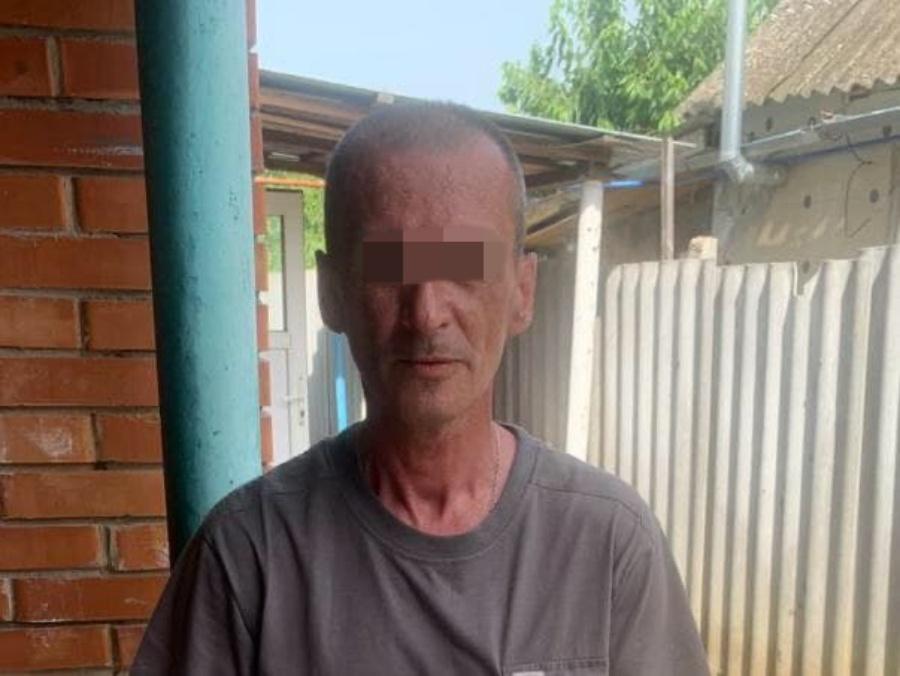 На Кубани задержан мужчина, объявленный в федеральный розыск по подозрению в убийстве брата