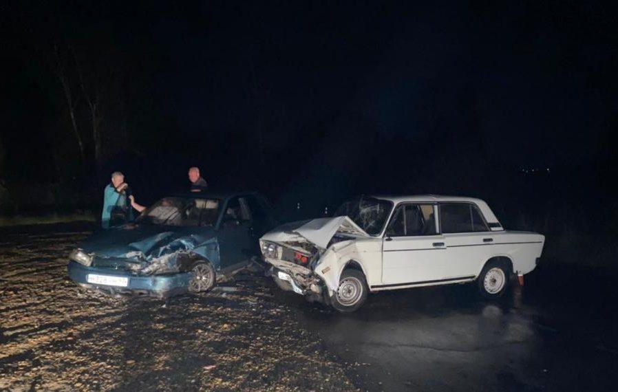 На Кубани из-за пьяного отца за рулем пострадали его трое детей