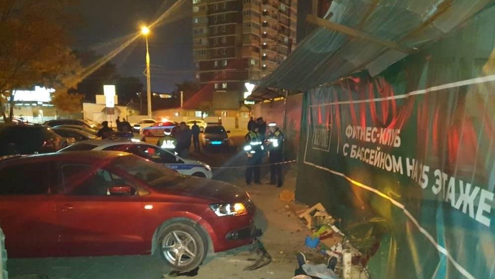 В Краснодаре за день сбили насмерть двух пешеходов