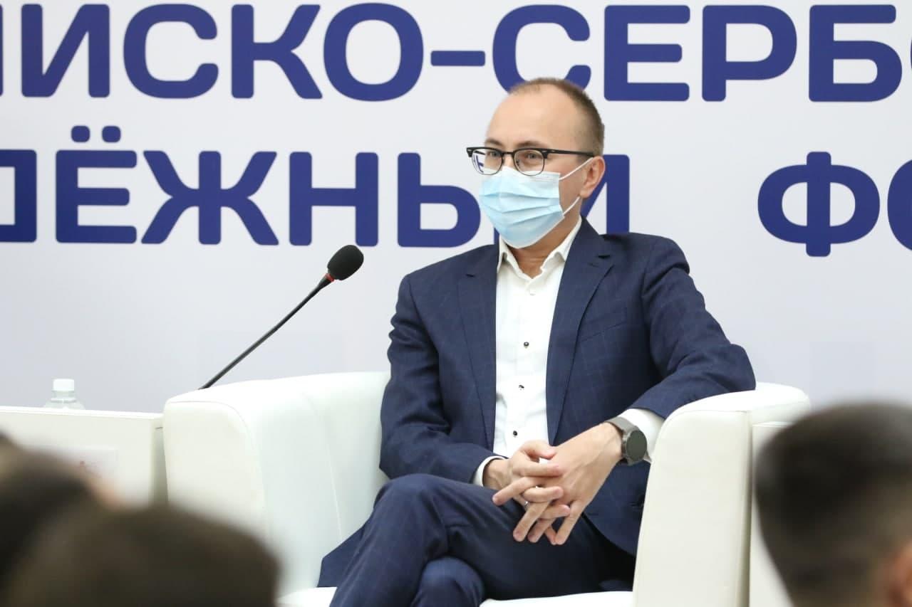 Вице-мэр Краснодара по внутренней политике Антон Смертин покинул должность